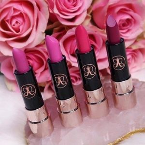 🆕 ANASTASIA BEVERLY HILLS Mini Matte Lipstick